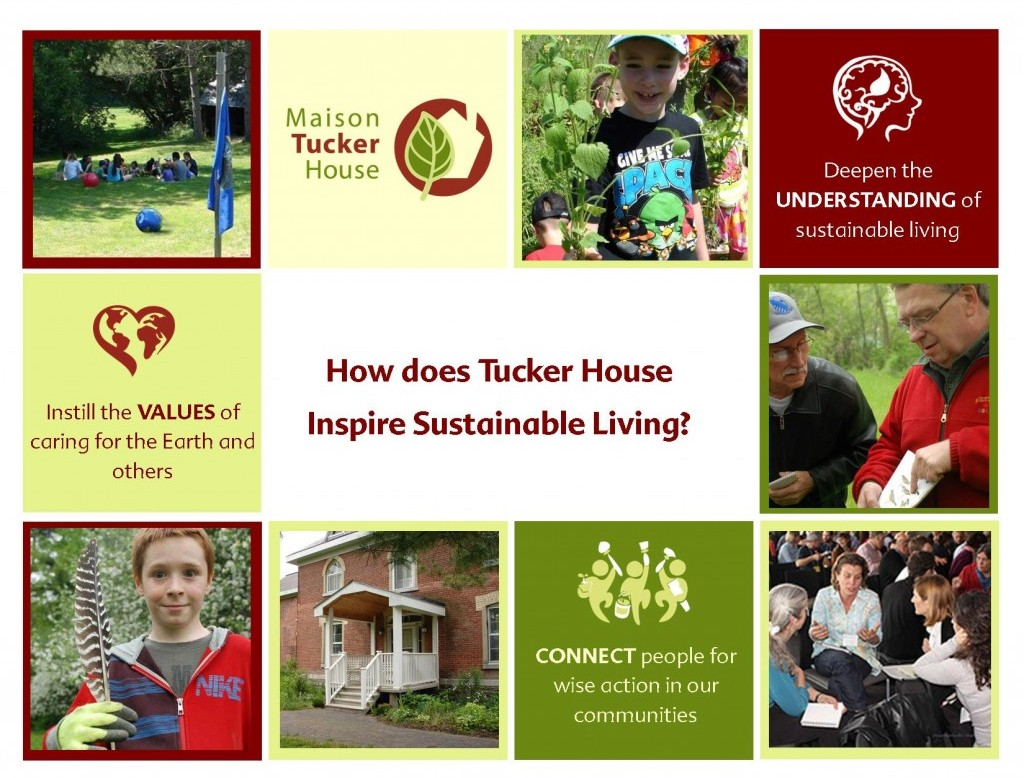 tucker house mission